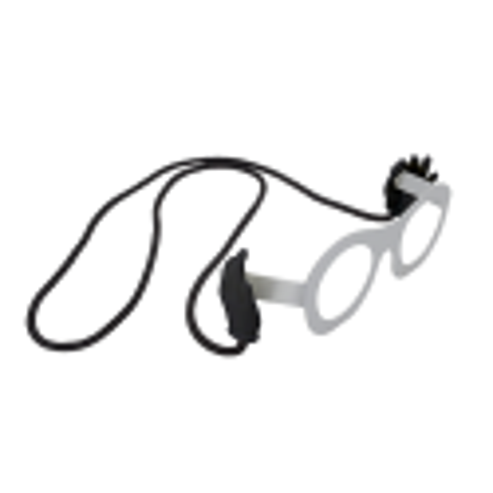 Glasses cord - Bas Les Pattes Black