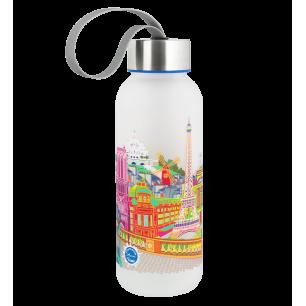 Flask 42 cl - Happyglou small - Paris new