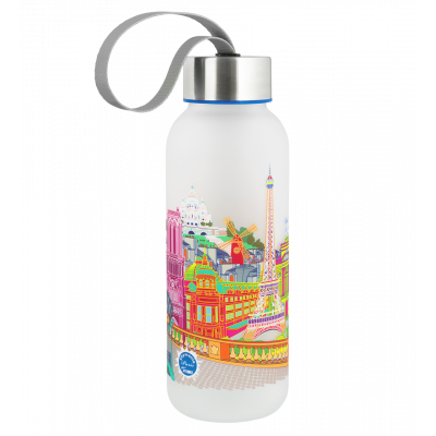 Trinkflasche 42 cl - Happyglou small - Paris new