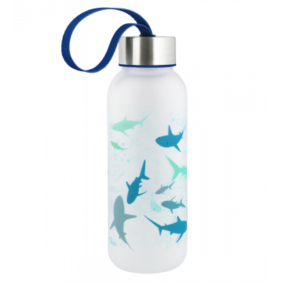 Trinkflasche 42 cl - Happyglou small - Shark