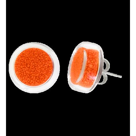 Cachou Billes - Stud earrings