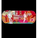 Étui à lunettes rigide - Beau Regard Paris rose