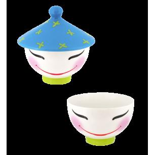 Mao 2 medium - Bol en porcelaine