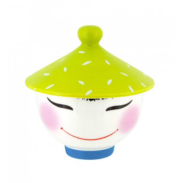 Mao 2 small - Bol en porcelaine Junge