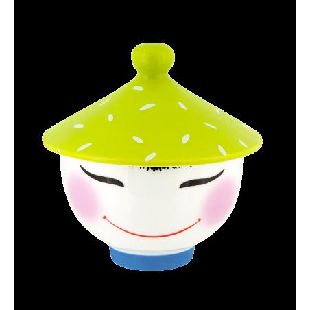 Mao 2 small - Porzellanschale Junge