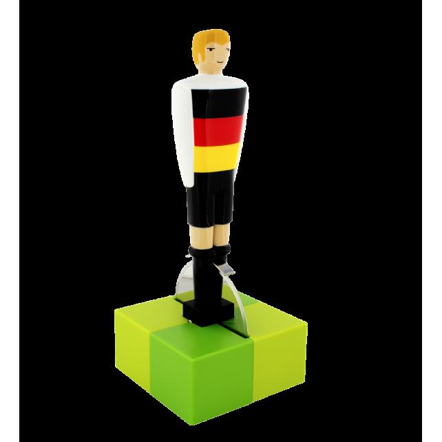 Roulette à pizza - Match'o Allemagne 2