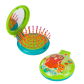 2 in 1 hairbrush and mirror - Lady Retro Kids