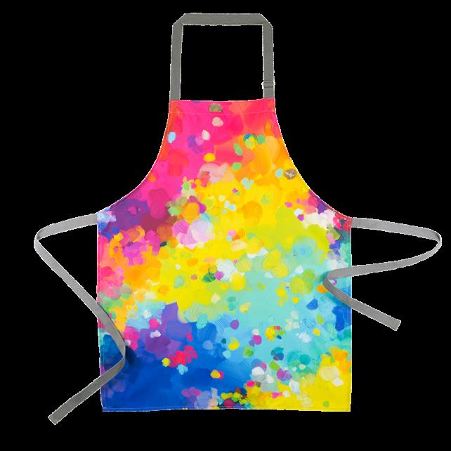 Schürze - Le goût des couleurs
