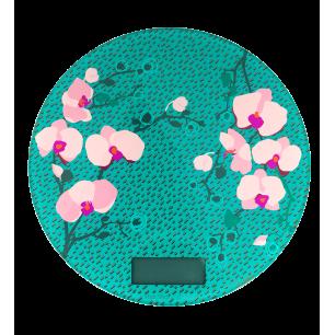 Kitchen scales - Frivole - Orchid Blue