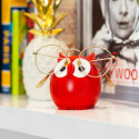 Brillenhalter - Owl Rosa