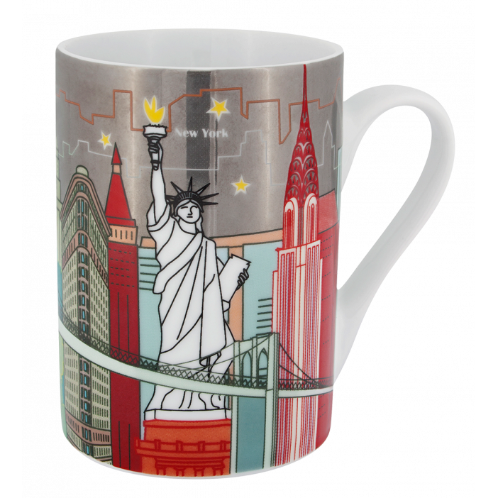 Beau Mug - Mug New-York