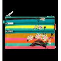 Täschchen mit 3 Reißverschlüssen - Zip It Camouflage