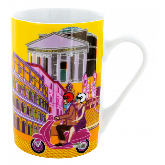 Beau Mug - Mug Rome