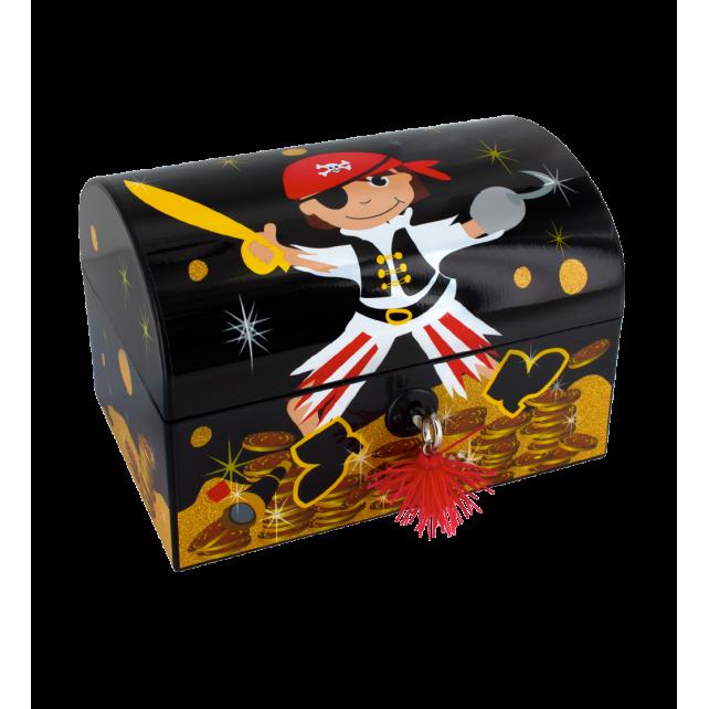 Mon Trésor - Coffre Pirate 2