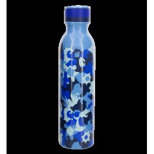 Borraccia termica - Keep Cool Bottle Camouflage - Camouflage Blue