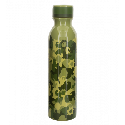 Thermoskanne - Keep Cool Bottle Camouflage - Camouflage Green