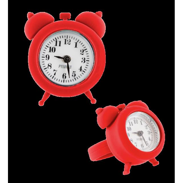 Bague montre / horloge - nano watch
