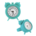 Nano Watch - Bague Montre Türkis