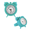 Nano Watch - Bague Montre Turquoise