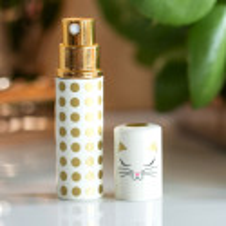 Empty perfume spray bottle - Flairy Petite Parisienne