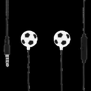 Auricolari con microfono integrato - Swing - Calcio