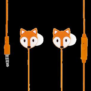 Auricolari con microfono integrato - Swing - Volpe
