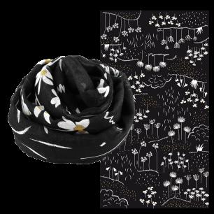 Scarf - Balade - Black Board