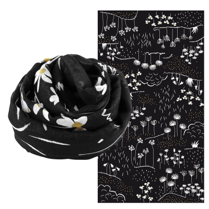 Foulard - Balade - Black Board