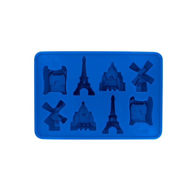 Eiswürfelform - Nice Cube Blau