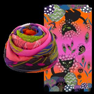 Scarf - Balade - Papilion