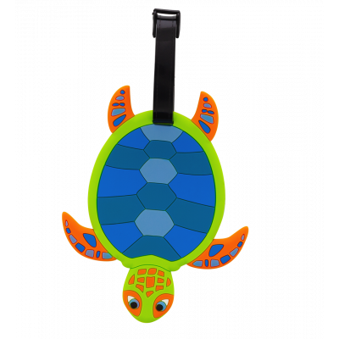 Kofferanhänger - Ani-luggage - Turtle