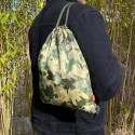 Sportbeutel - Swim DS Camouflage