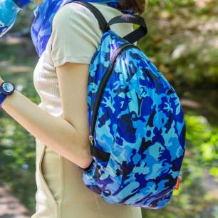 Foldable backpack - Pocket Bag Camouflage