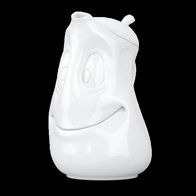 Carafe / cafetière en porcelaine 1,6 L - Emotion