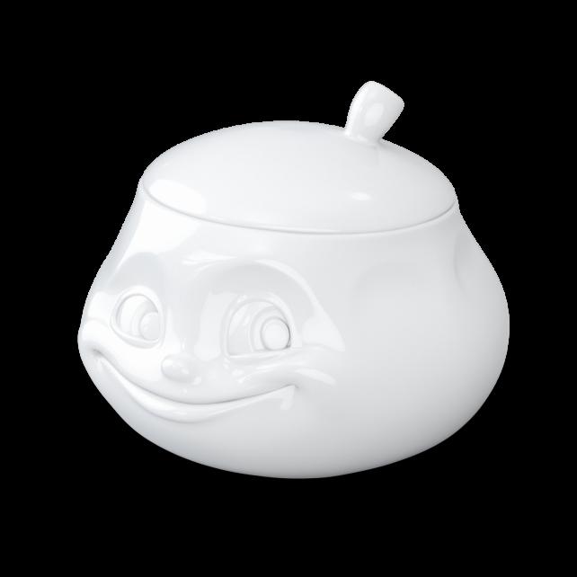 Sucrier en porcelaine - Emotion
