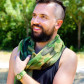 Scarf - Balade Camouflage Camouflage Green