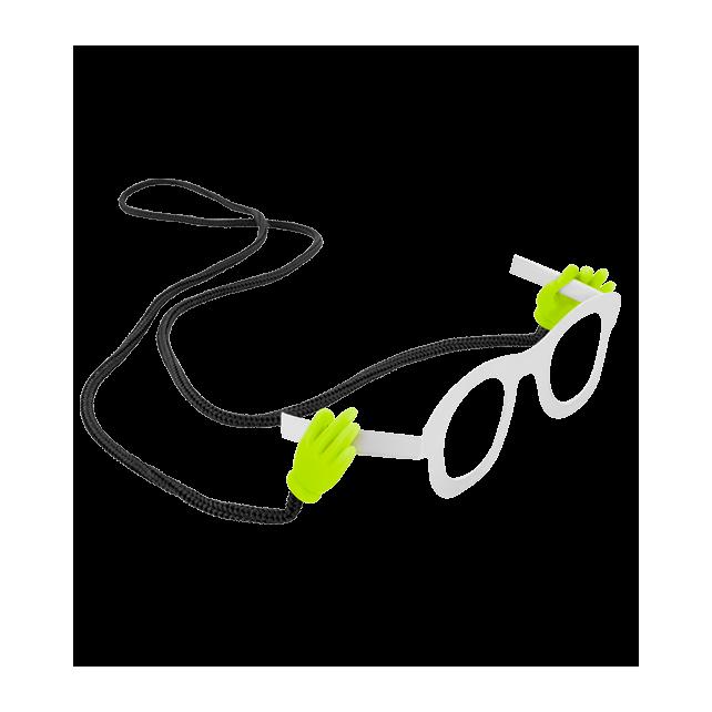 Brillenband - Oh! Les mains! Grün