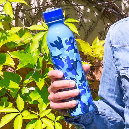 Borraccia termica 75 cl - Keep Cool Bottle Camouflage
