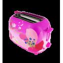 Toaster with European plug - Tart'in Reflet
