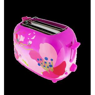 Toaster with European plug - Tart'in - Sakura