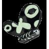 Papiclip - Pince à sachet Skeleton