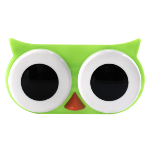 Étui à lentilles coccinelle - Owl