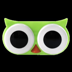 Porta lenti a contatto con coccinelle - Owl