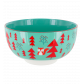Small salad bowl - Matinal Soupe Orchid Blue