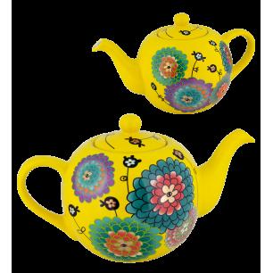 Teapot - Partea