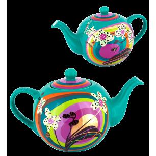 Teapot - Partea - Orchid