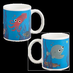 Heat change mug - Morph Mug
