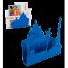 Bel Horizon - Porte serviettes de table Bleu
