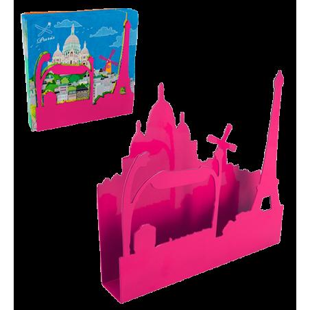 Napkin holder - Bel Horizon Pink