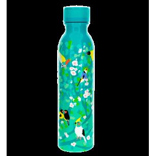 Borraccia termica 75 cl - Keep Cool Bottle - Birds